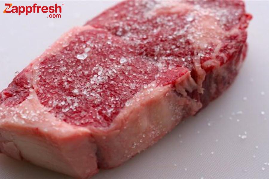 Zappfresh Food Tips - Salt & Meat